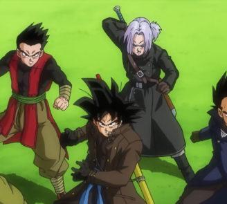 Z-Team Xeno - Super Dragon Ball Heroes Universe Mission 3 (UVM3)