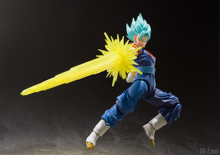 S.H.Figuarts Vegetto SSB SDCC 2018 Exclusive
