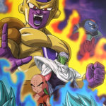 Cahier piqué 24 x 32 96 pages - 4 visuels assortis - Dragon Ball Super 4