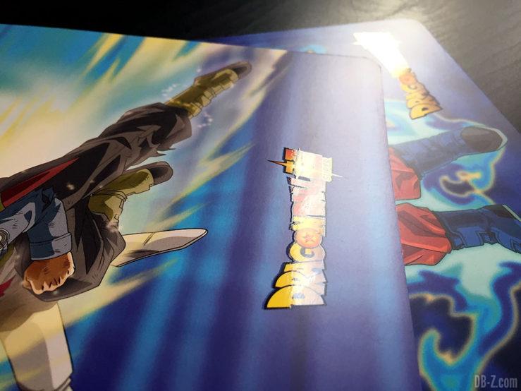 Cahier piqué A5 96p L, 3 visuels assortis - Dragon Ball Super 11