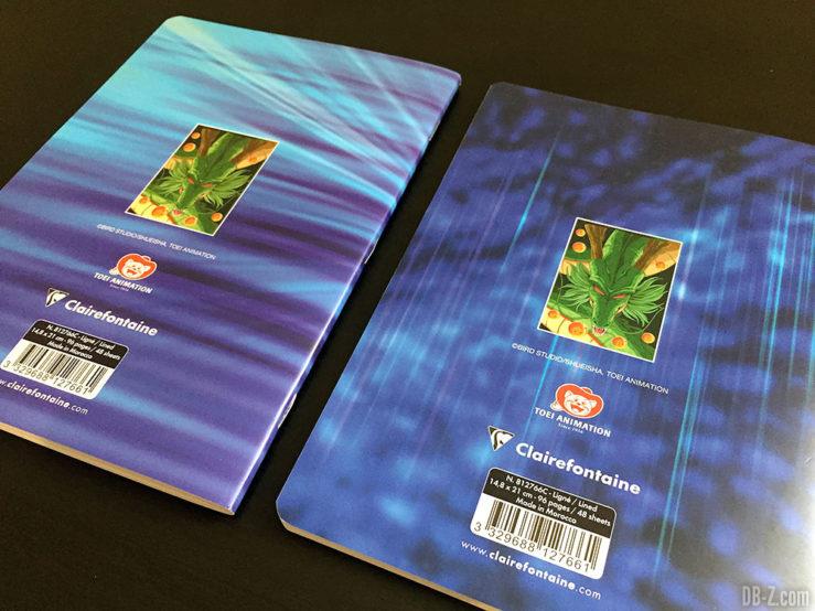 Cahier piqué A5 96p L, 3 visuels assortis - Dragon Ball Super 3