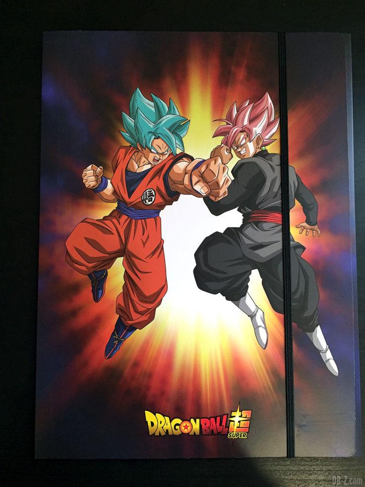 Chemise à élastique+ 3 rabats, 2 visuels assortis - Dragon Ball Super 8