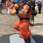 Comic Con 2018 San Diego - Film Dragon Ball Super Broly Goku