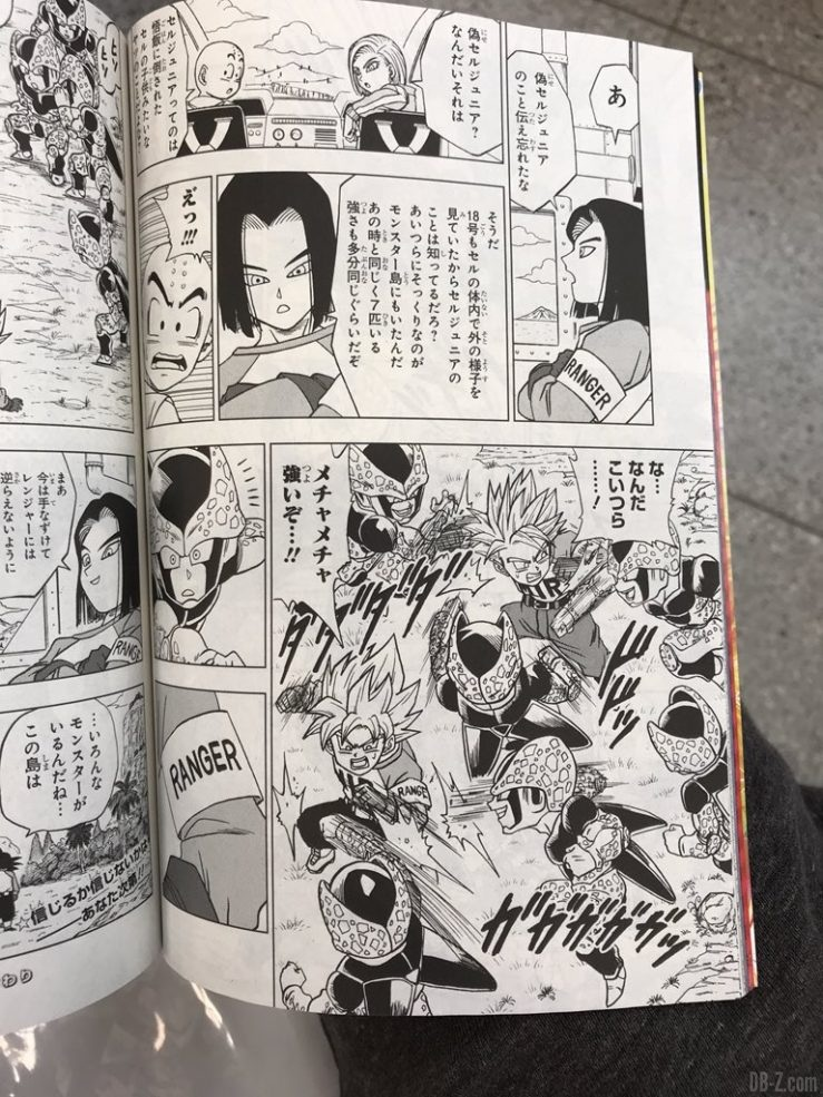 Dragon Ball Super Chapitre Special - Page 3