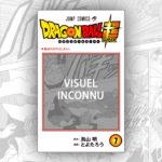 Dragon Ball Super Tome 7 - Date de Sortie au Japon