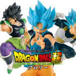 Figurine Film Dragon Ball Super Ultimate Soldiers The Movie