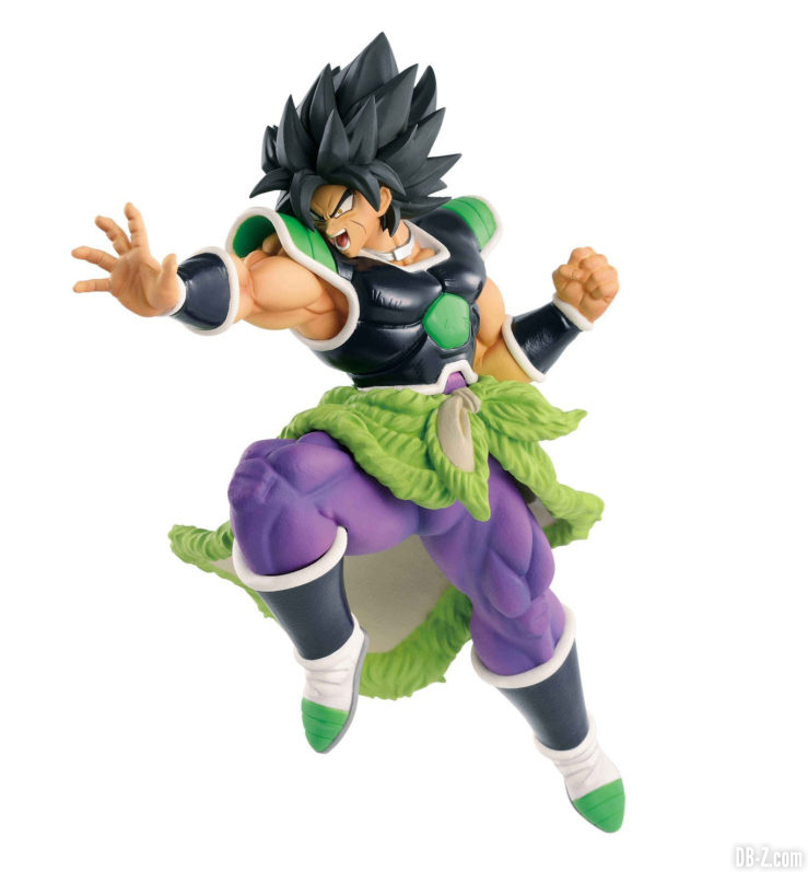Figurine Film Dragon Ball Super Ultimate Soldiers The Movie I Broly