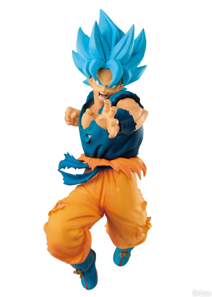 Figurine Film Dragon Ball Super Ultimate Soldiers The Movie II Goku