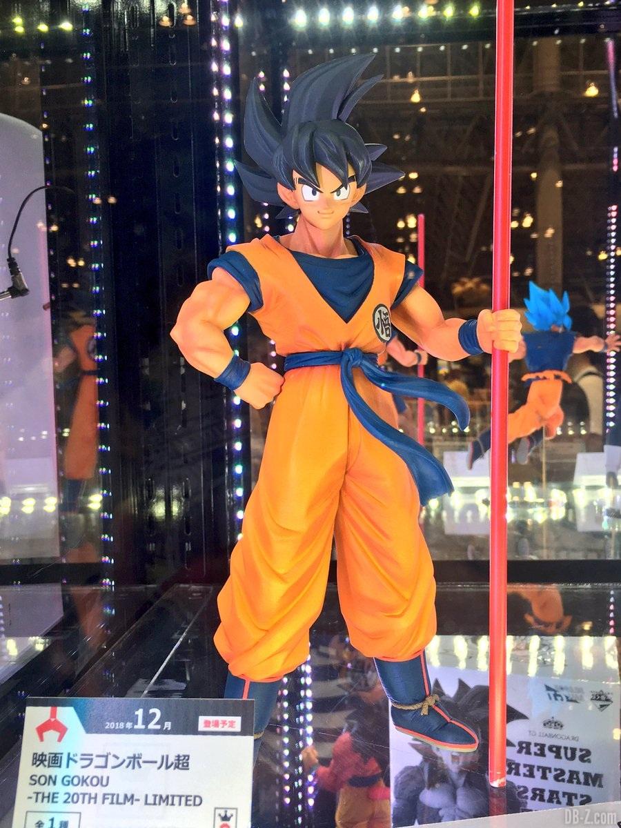 Figurine Goku Dragon Ball Super The 20th Film Limited 3