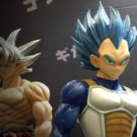 Gigantic Series Vegeta Super Saiyan God Super Saiyan Avancé (Evolué) X-Plus