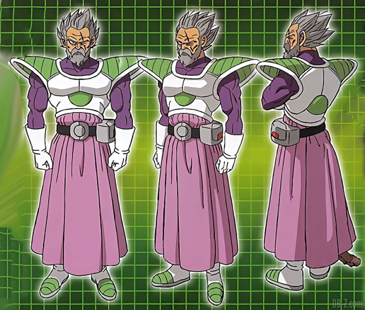Paragus (Film Dragon Ball Super Broly 2018)