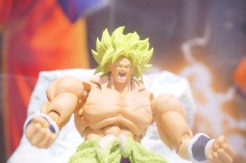 S.H.Figuarts Broly (2018)