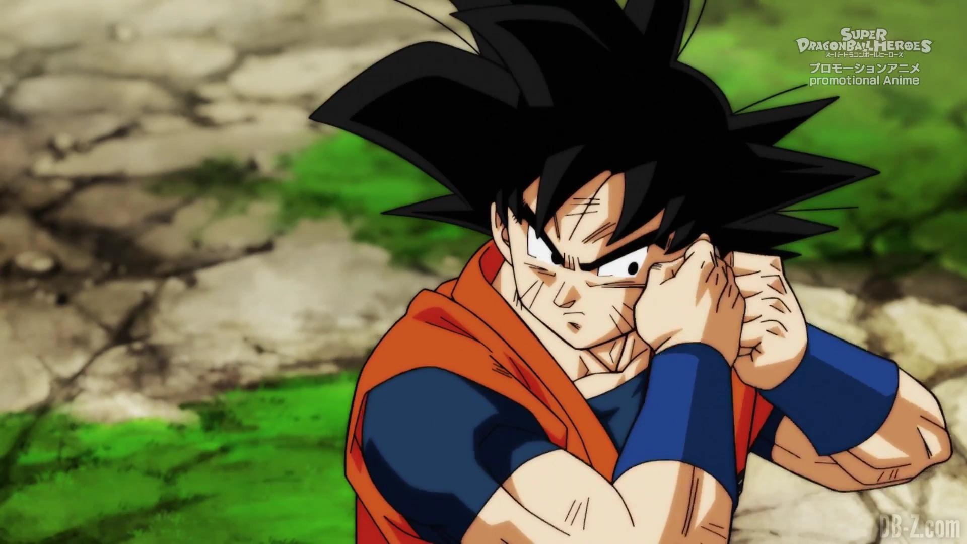 Dragon Ball Heroes Folge 2