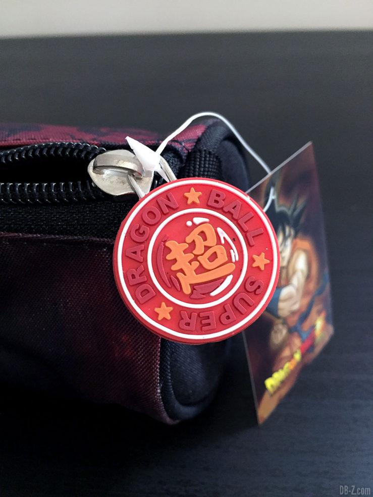 Trousse ronde 7 x 22cm Goku Noir, Dragon Ball Super 5