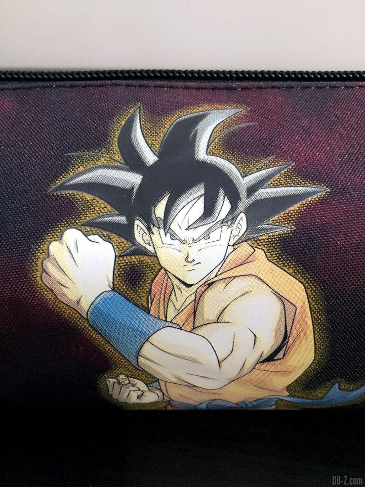 Trousse ronde 7 x 22cm Goku Noir, Dragon Ball Super 6