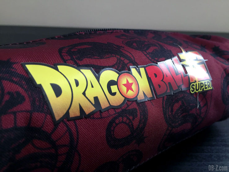 Trousse ronde 7 x 22cm Goku Noir, Dragon Ball Super 7