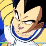 Vegeta Armure Saiyan Dragon Ball FighterZ