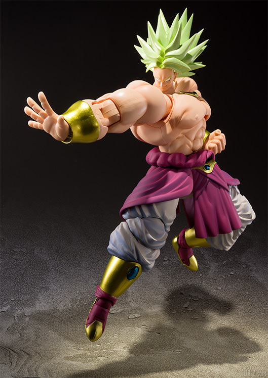 S.H.Figuarts Broly SDCC 2018 Exclusive
