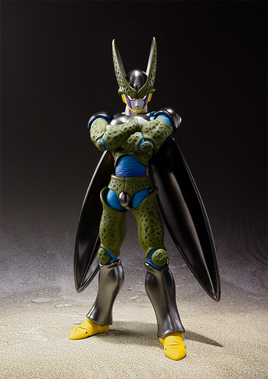 S.H.Figuarts Perfect Cell SDCC 2018 Exclusive