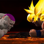 Animation Dragon Ball en 3D par TIBI15
