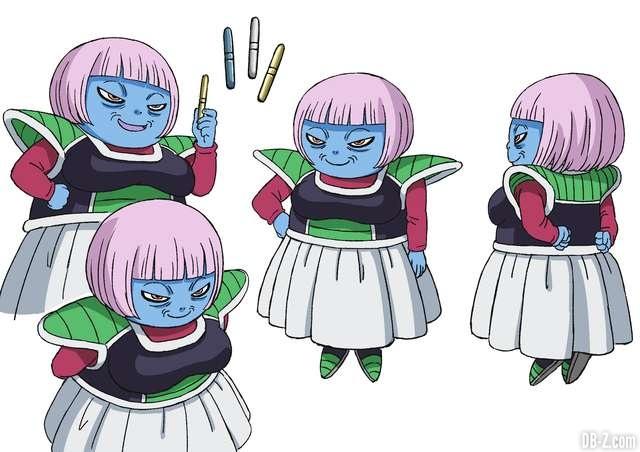 Beriblu - Dragon Ball Super