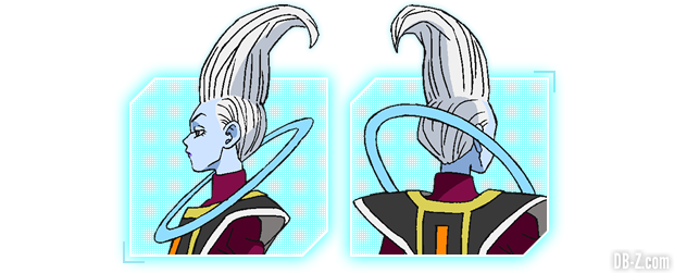 Charadesign de Whis [2] (Film DBS Broly)
