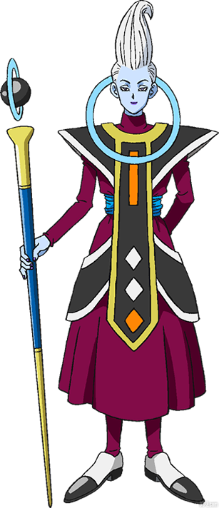 Charadesign de Whis (Film DBS Broly)