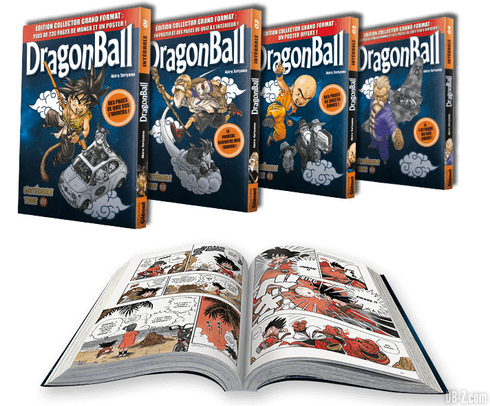Dragon Ball Edition Grand Format par Hachette