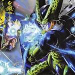 Dragon Ball Legends - Perfect Cell et Goku Super Saiyan
