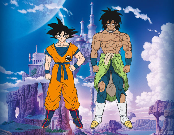 Dragon ball z dragon ball super en france - Dragon ball z site officiel ...