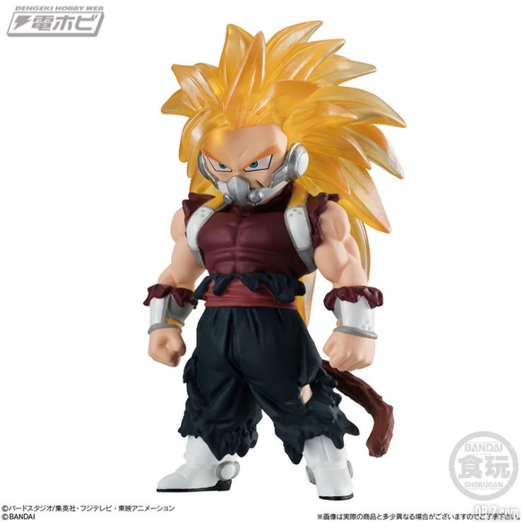 Kanba Super Saiyan - Super Dragon Ball Heroes Adverge