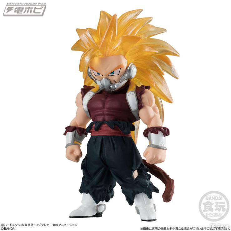 Kanba Super Saiyan - Super Dragon Ball Heroes Adverge