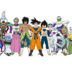 Personnages du film Dragon Ball Super Broly