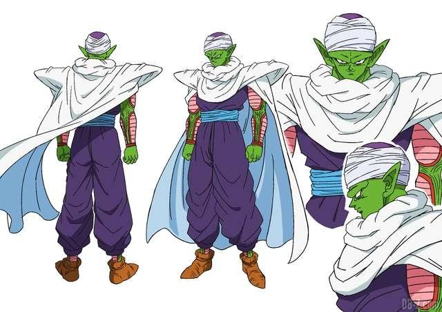 Piccolo - Film Dragon Ball Super Broly