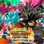 Super Dragon Ball Heroes Universe Mission 4 (UVM4) Opening