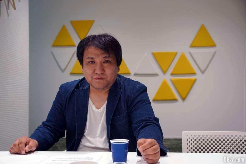 Film Dragon Ball Super 'Broly' : Interview du réalisateur Tatsuya ...