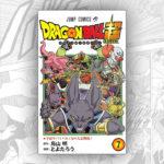 Tome 7 de Dragon Ball Super Cover Couleur