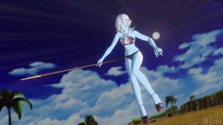 Towa en Bikini - Dragon Ball Xenoverse 2