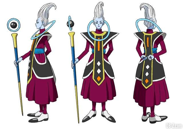 Whis - Film Dragon Ball Super Broly