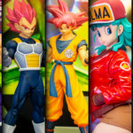 Les figurines Dragon Ball du 53eme Prize Fair de Banpresto