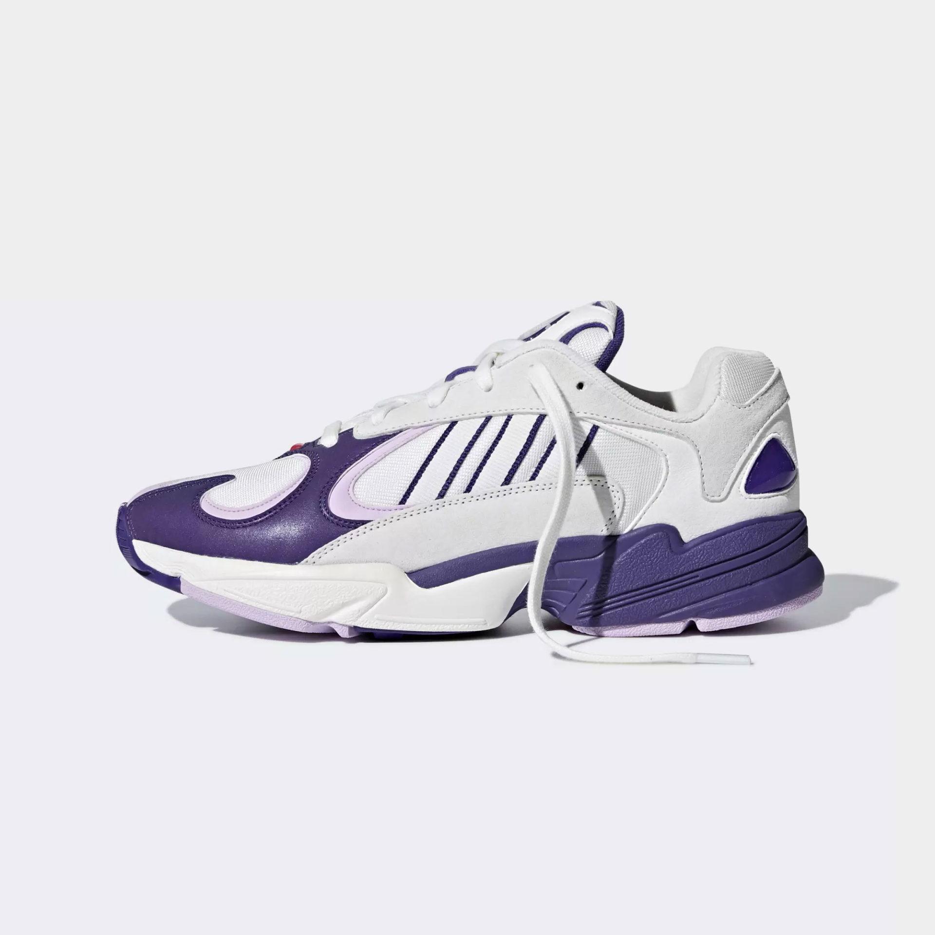 Les premières images des sneakers Adidas X Dragon Ball ont fuité