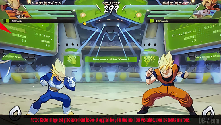 Dragon Ball FighterZ - Arène de l'Espace