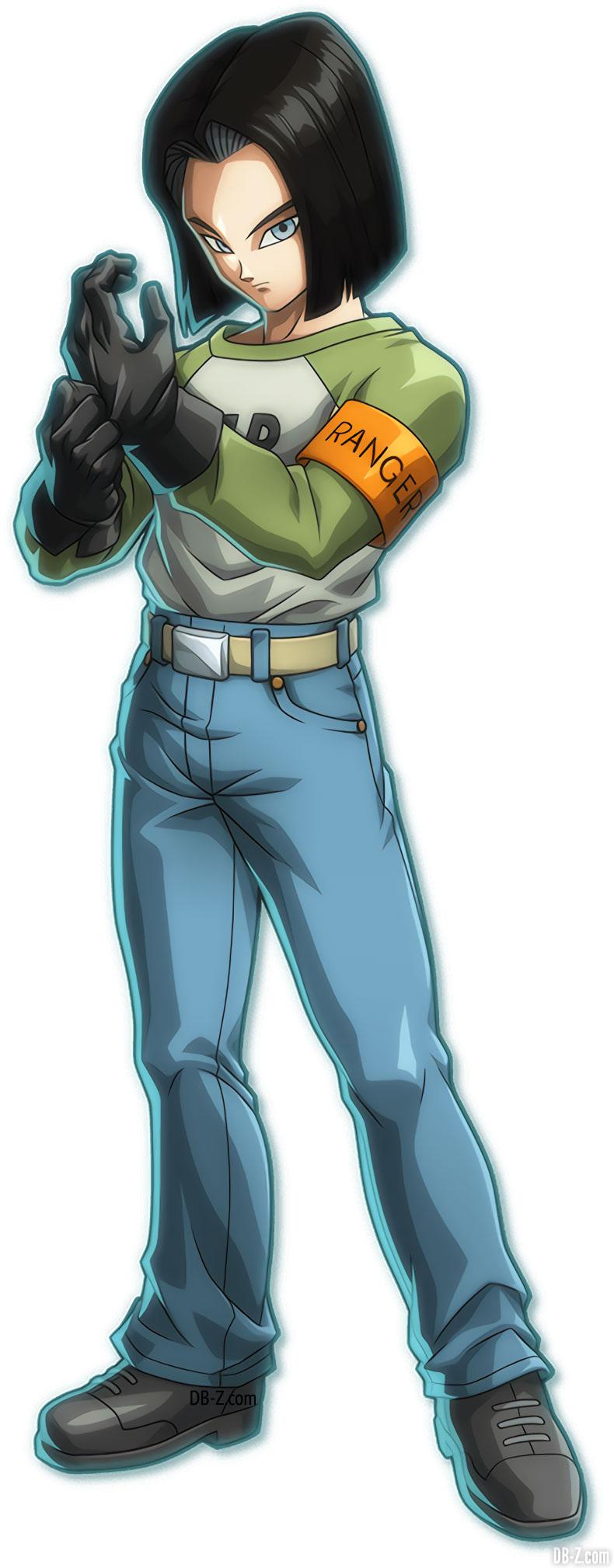 Dragon Ball FighterZ - C-17