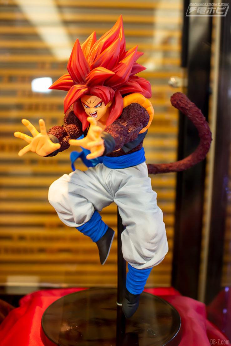 Dragon Ball GT Ultimate Fusion Gogeta Super Saiyan 4 Big Bang Kamehameha 2