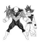 Dragon Ball Super Chapitre 40 premiers images resume