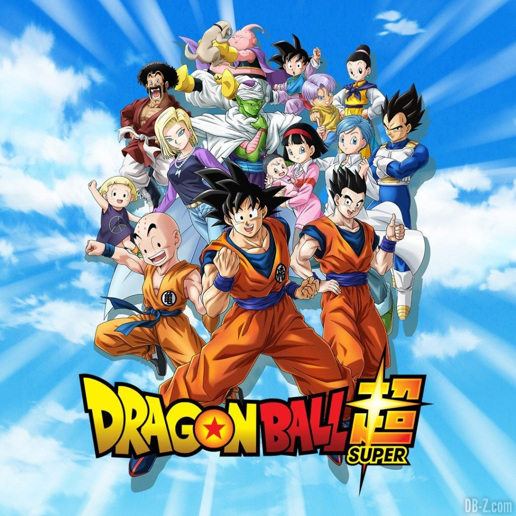Dragon Ball Super - La Z-Team