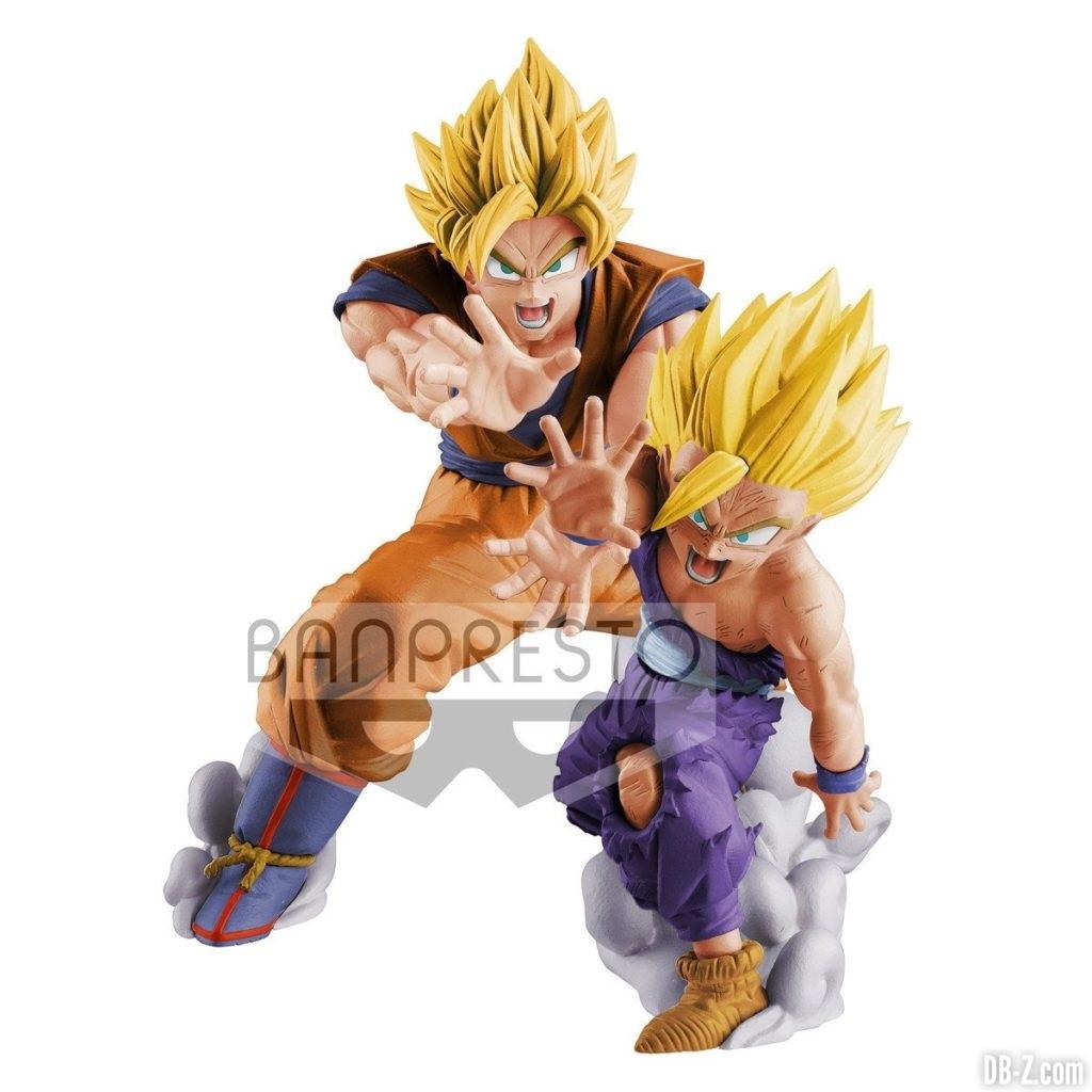 Dragon Ball Z VS Existence Goku & Gohan