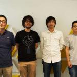 Tetsuo Inagaki, Yuya Nomoto, Ryoma Honda et Sho Matsui (Film Dragon Ball Super BROLY)