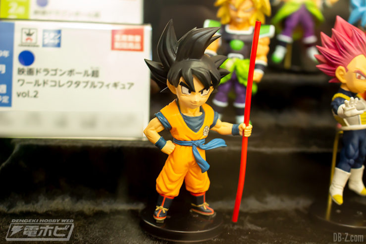 Film Dragon Ball Super WCF Vol.1 Son Goku