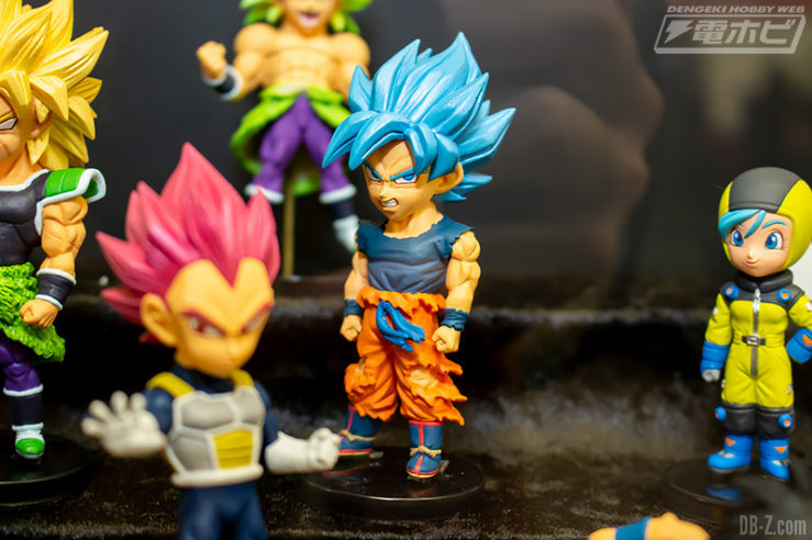Film Dragon Ball Super WCF Vol.2 Goku SSGSS